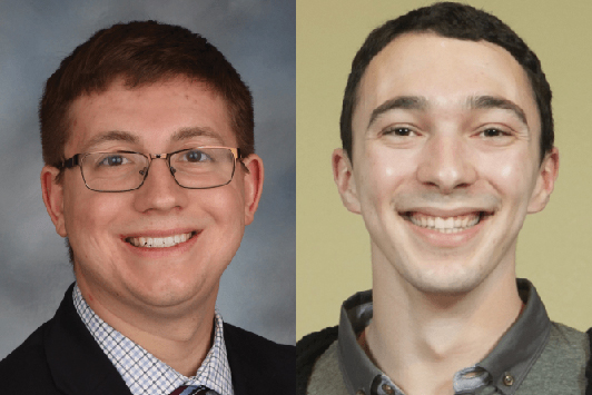 2016 NIH-Ox-Cam Scholars: Ryan Prestil and Alex Waldman